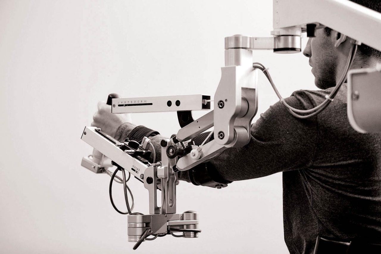 Πρωτοπόρος στη Ρομποτική Τεχνολογία