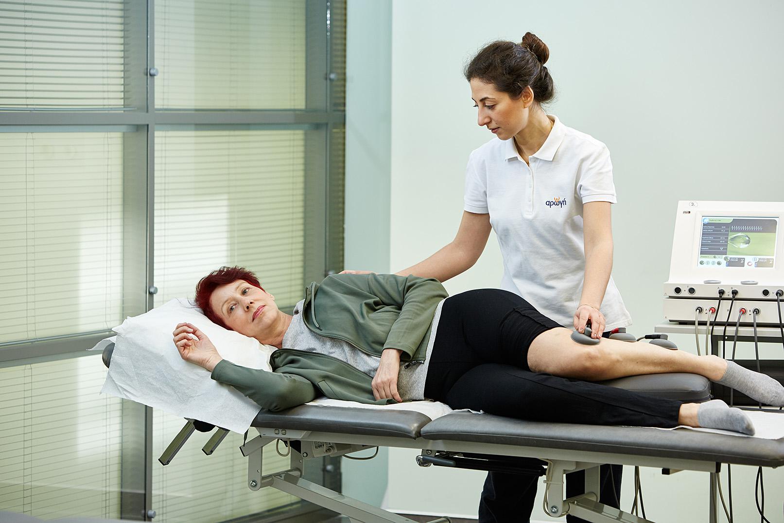 ορθοπεδική μυοσκελετική αποκατάσταση
