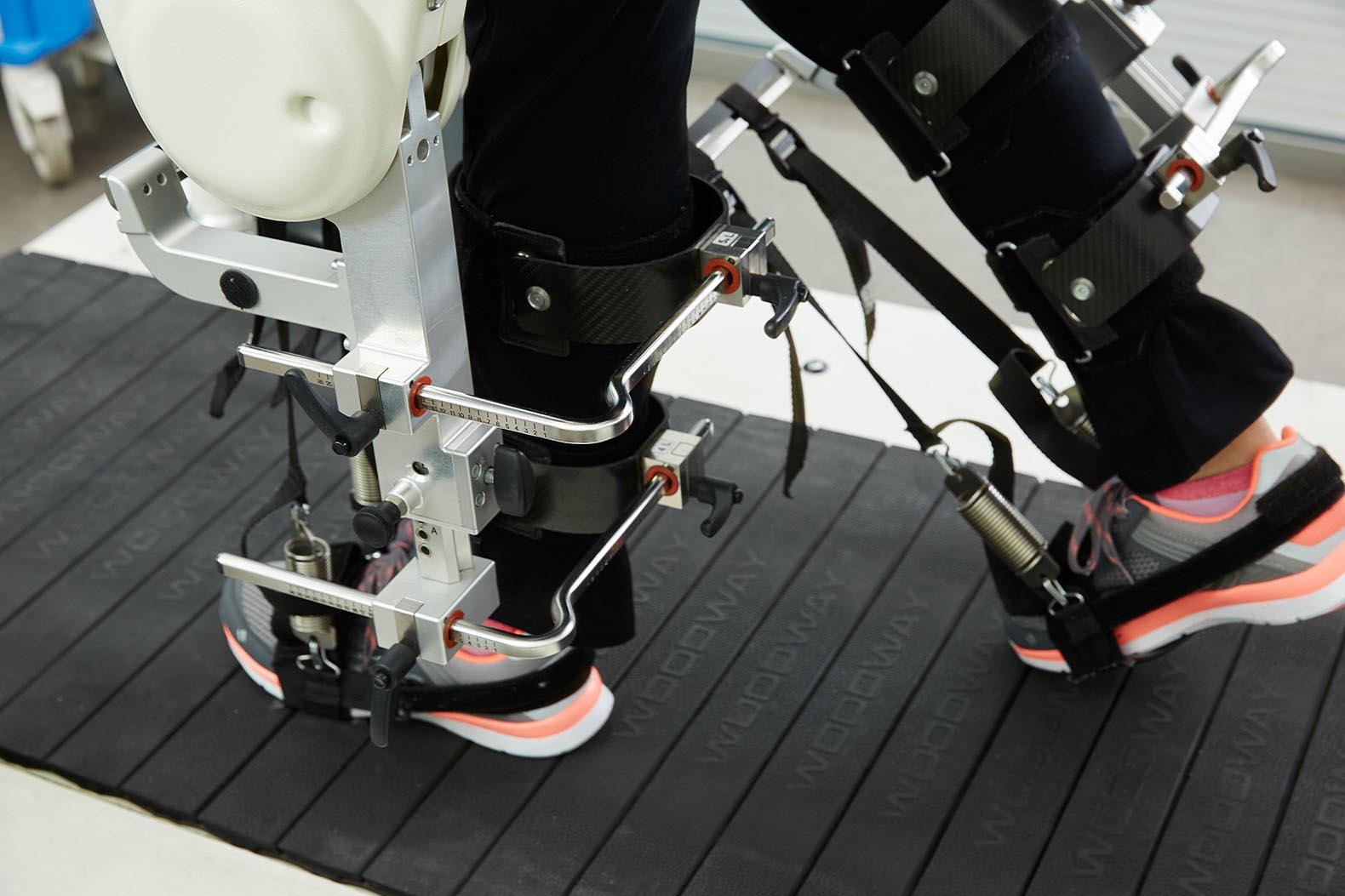 ρομποτική τεχνολογία αποκατάστασης