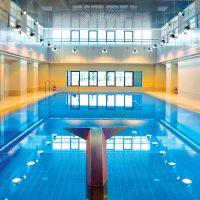 Κέντρο Αποκατάστασης Euromedica Αρωγή Θεσσαλονίκη πισίνα 2019