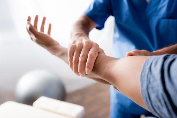 Φυσικοθεραπεία euromedica αρωγή